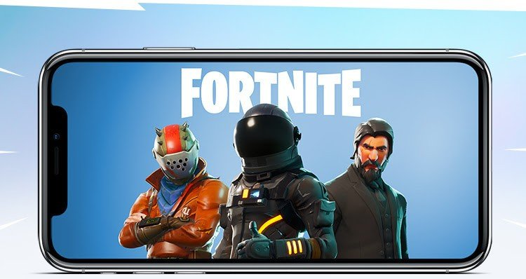 Cara membeli V-Bucks Fortnite di iPhone